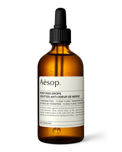 Aesop Post-Poo Drops  3.4 oz. / 100 mL