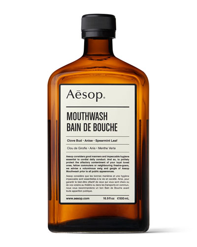 Mouthwash  16.9 fl oz / 500 ml