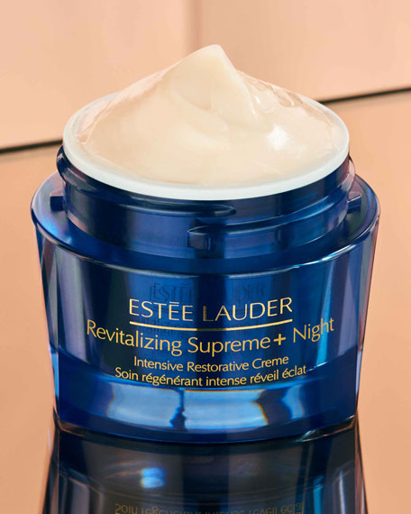 Revitalizing Supreme+ Night Intensive Restorative Creme
