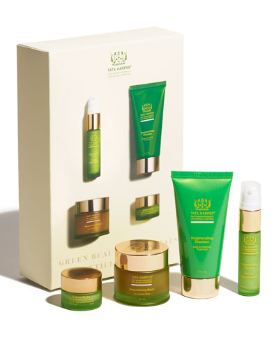 Exclusive Green Beauty Essentials Kit ($168 Value)