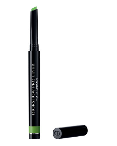 Diorshow Pro Liner Waterproof - Limited Edition Fall Look