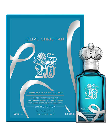 20th Anniversary Collection Iconic Masculine, 1.6 oz./ 50 mL