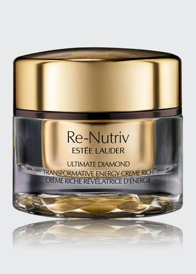 Re-Nutriv Ultimate Diamond Transformative Energy Creme Rich  1.7 oz./ 50 mL