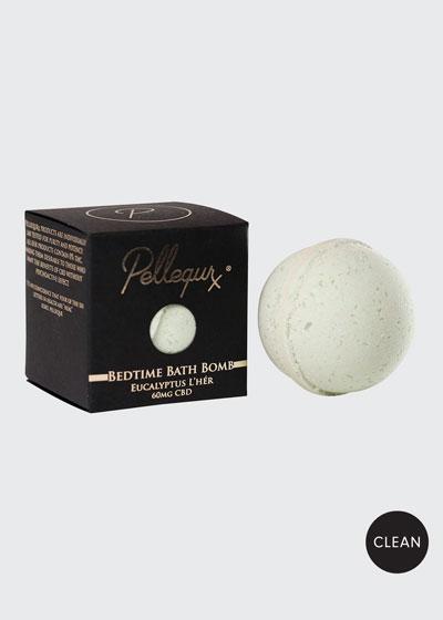 Bedtime Bath Bomb, Eucalyptus