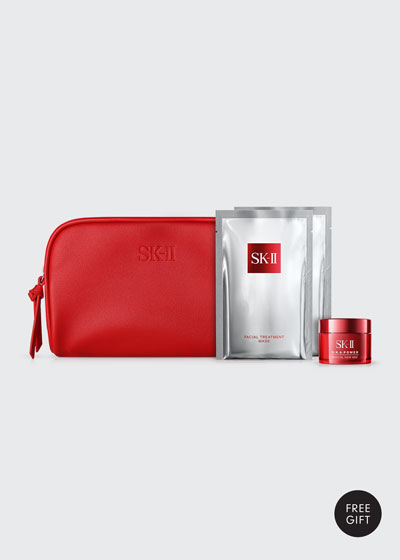 Yours with any $350 SK-II Purchase—Online Only*