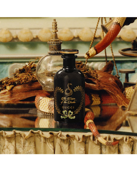 The Alchemist's Garden The Voice of the Snake Eau de Parfum, 3.4 oz./ 100 mL