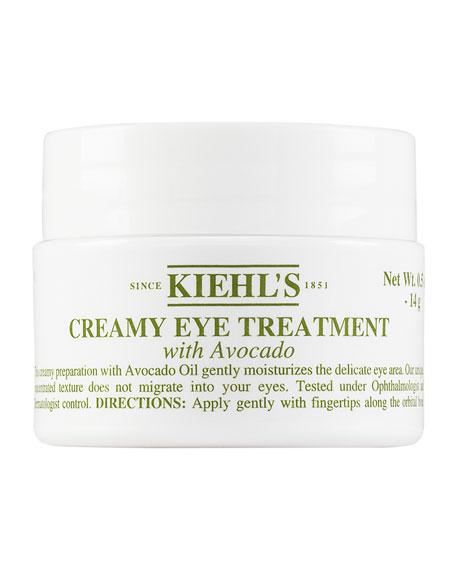 Creamy Eye Treatment with Avocado, 0.5 oz