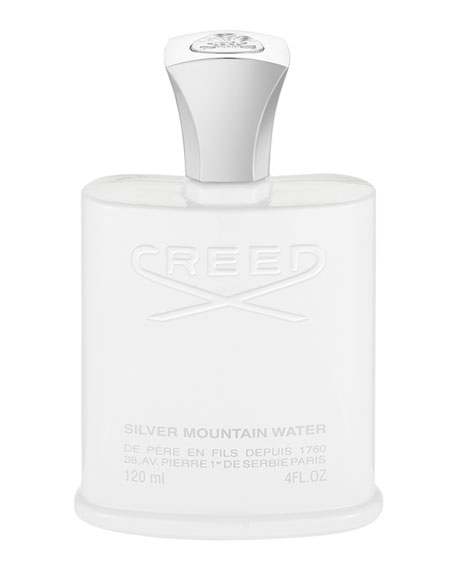 Silver Mountain Water, 4.0 oz./ 120 mL