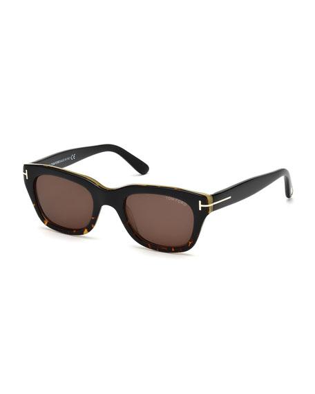 Snowdon Sunglasses, Black/Havana/Honey
