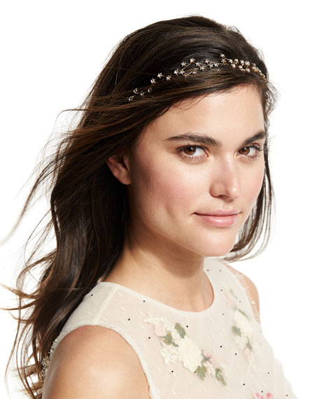 Orion Crystal Circlet Headband