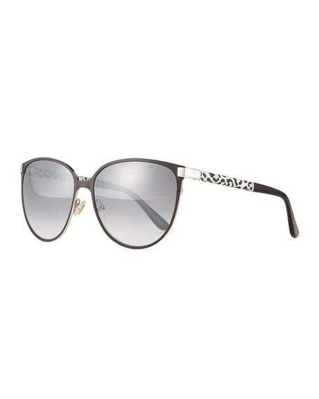 61d008cdab2 Jimmy Choo Sunglasses Leopard Print - Best Image Of Leopard Snimage.Co