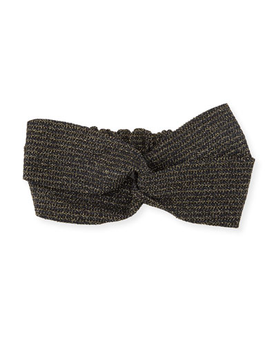Twisted Zigzag Headband