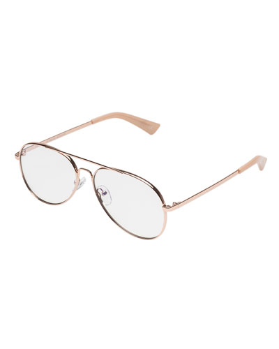 The Fart of the Eel Aviator Reading Glasses