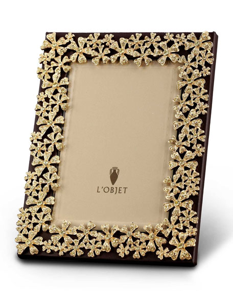 "Gold Garland 5"" x 7"" Picture Frame"