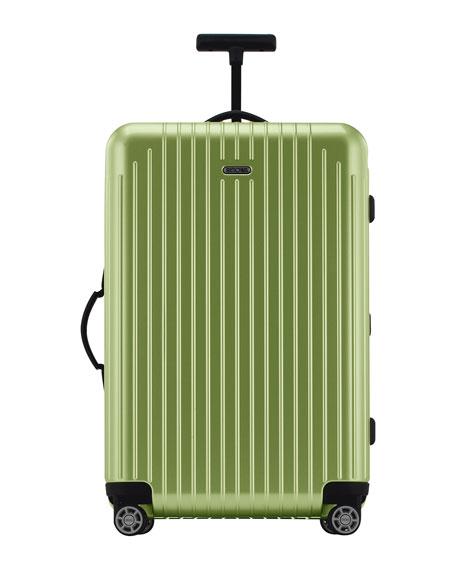 "Salsa Air Lime Green 26"" Multiwheel Luggage"