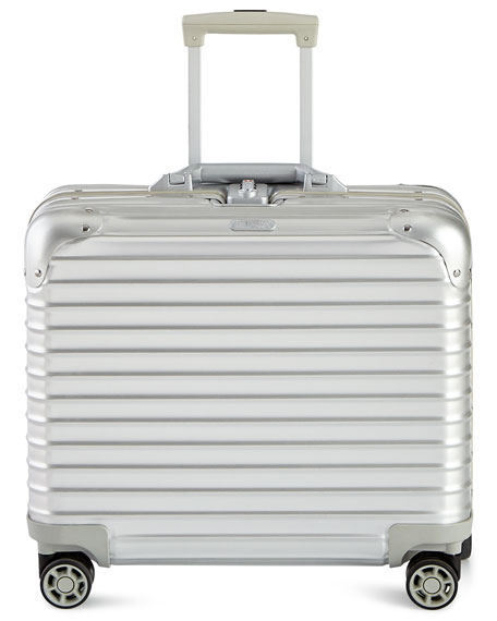 Image 1 of 1: Topas Silver Business Multiwheel Luggage