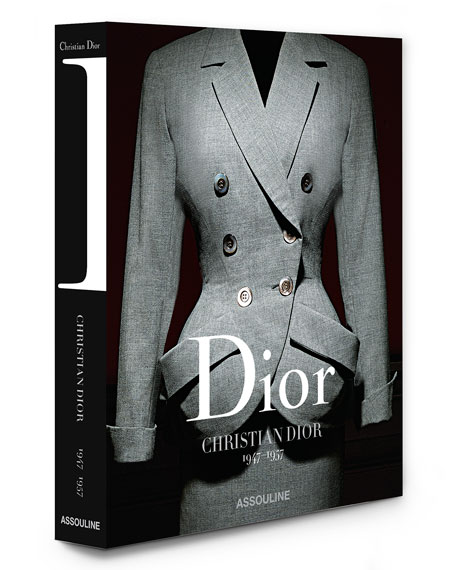 Dior by Christian Dior Hardcover Book