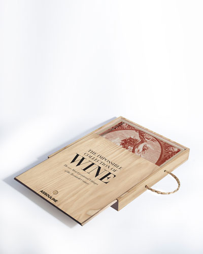The Impossible Collection of Wine Hardcover Book