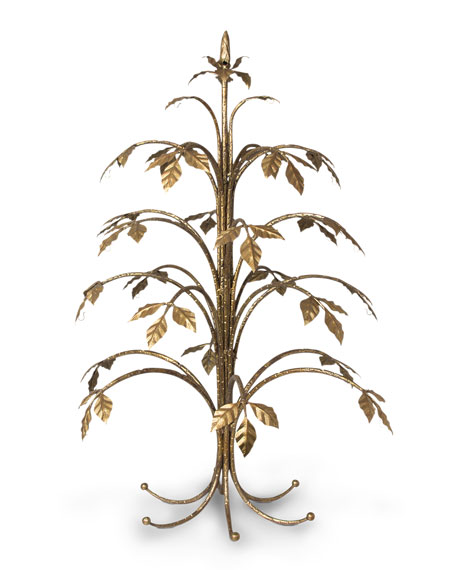 Metal Holiday Tree