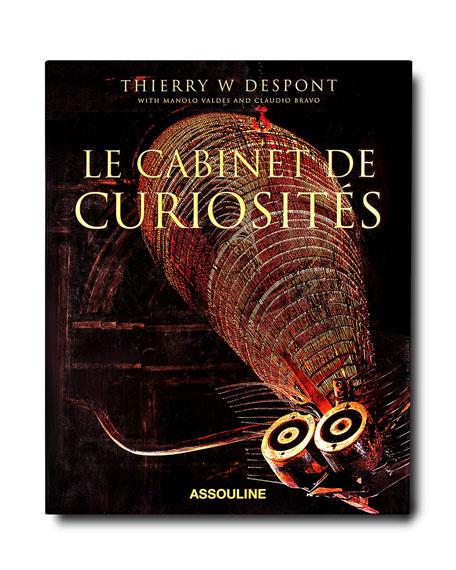 Cabinet de Curiosities Book