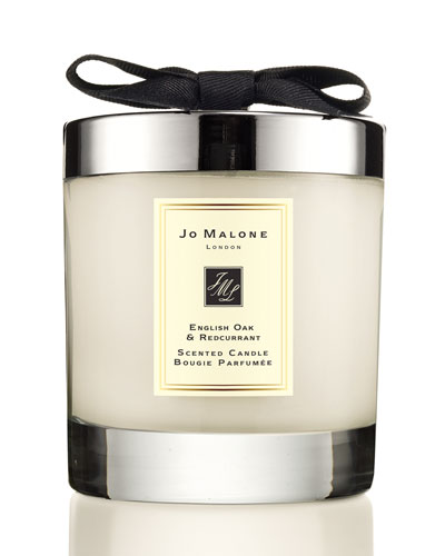 English Oak & Redcurrant Home Candle  7 oz./198g
