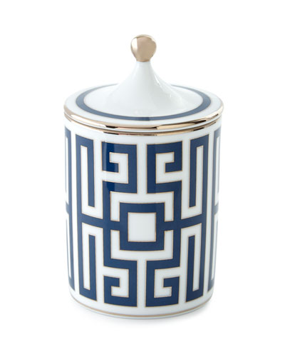 Labirinto Scented Candle  Blue