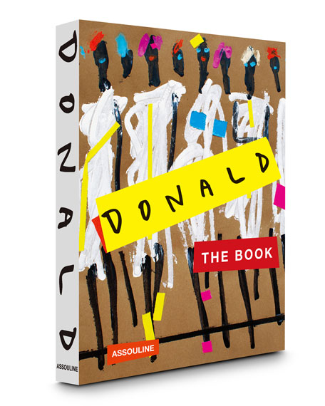 Image 1 of 1: Donald: The Book