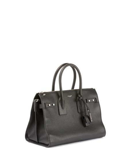 Sac de Jour Small Supple Leather Duffel Bag