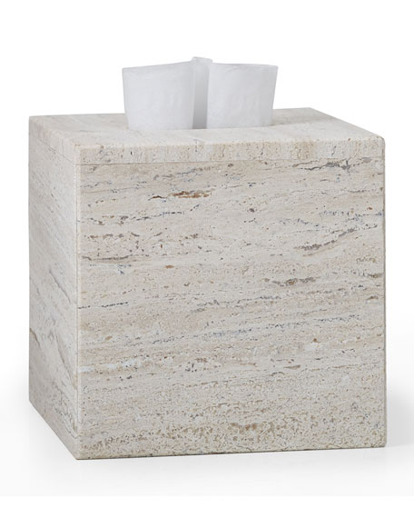 Image 1 of 1: Aztec Tissue Box Cover