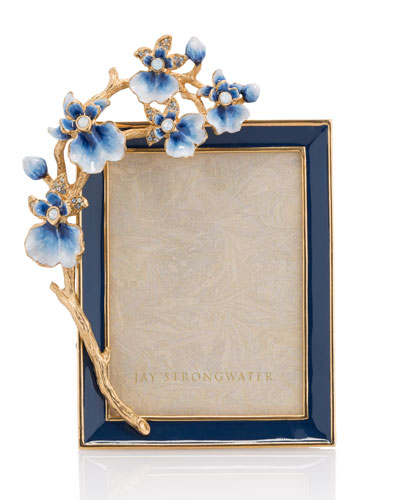 Indigo Orchid 3 x 4 Picture Frame