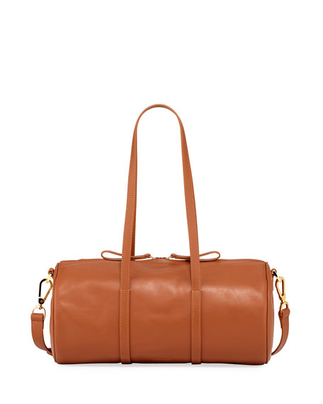 CALF LEATHER MINI MINI DUFFLE BAG