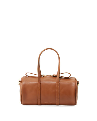 Calf Leather Mini Mini Duffel Bag