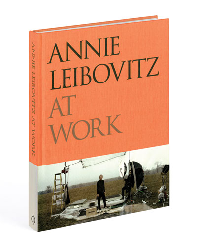 Annie Leibovitz at Work Signed Book