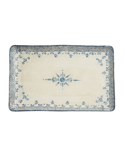 Burano Large Rectangular Platter
