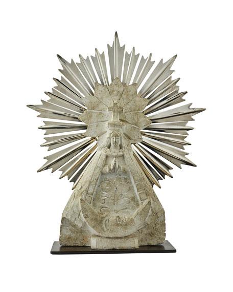 El Aura Pilar Saint Statue