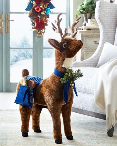 Reindeer Footrest