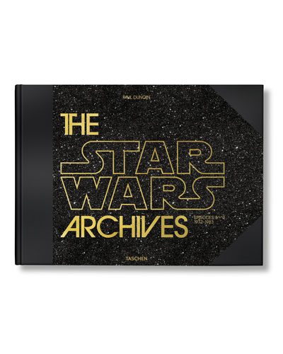 The Star Wars Archives Book