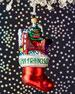San Francisco Stocking Ornament
