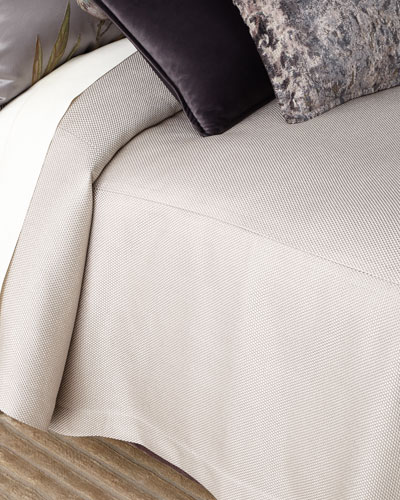 Trackstar Silver King Coverlet