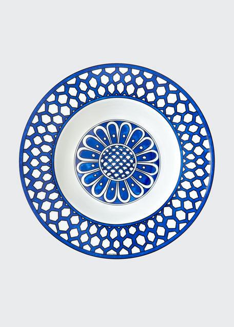 Bleus D'ailleurs Soup Plate
