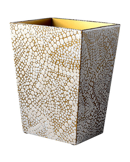 Prosecco Wastebasket and Liner