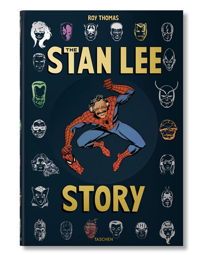 The Stan Lee Story Book