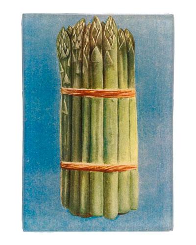 Asparagus Rectangular Tiny Tray