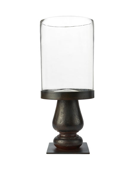 Clasico Hurricane Candleholder