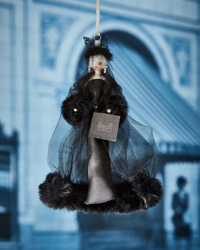 BG Linda Fargo Noir 2019 Ornament