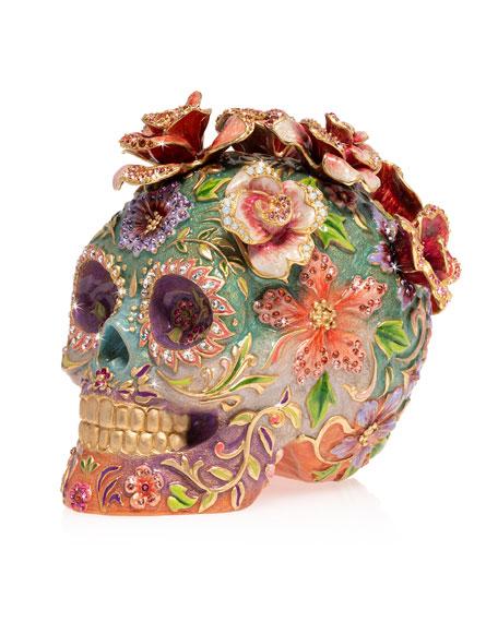 Catrina Skull with Roses