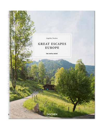 Great Escapes: Europe The Hotel Book - 2019 Edition