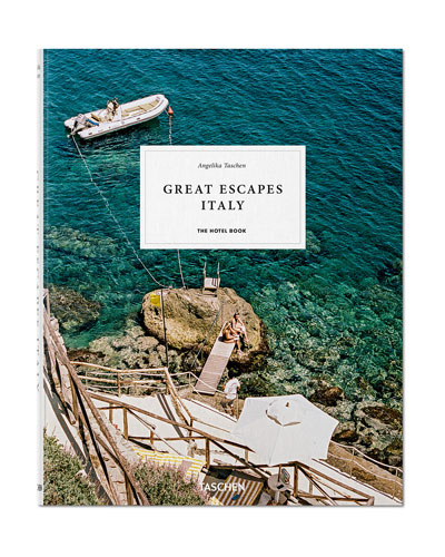 Great Escapes: Italy The Hotel Book - 2019 Edition