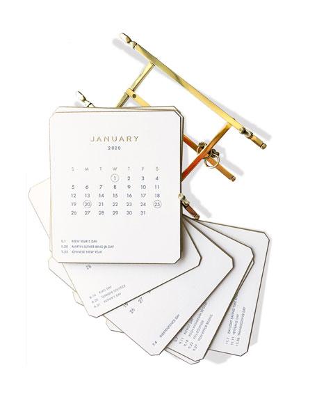 2020 Icon Calendar Refill