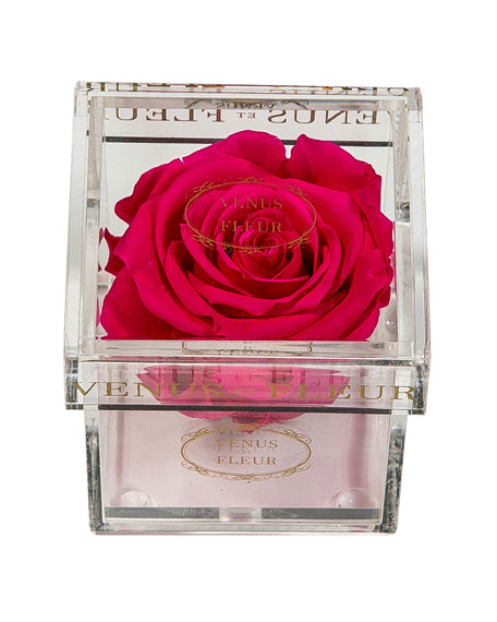 Image 1 of 1: Le Claid Un Clair Rose in Clear Box